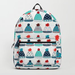 COSY CHRISTMAS - WHITE Backpack