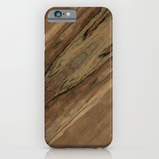 Etimoe Crema Wood Slim Case iPhone 6s