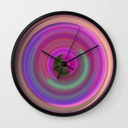 Abstract Galaxy 076 Wall Clock