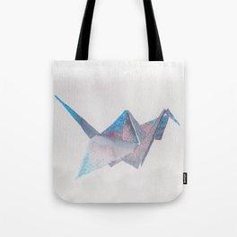 Origami-UniverseBird Tote Bag
