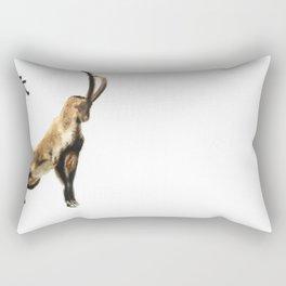 Chinese Zodiac (Goat)  Rectangular Pillow