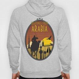 Greetings from Arabia Hoody