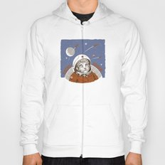 Soviet Space Cat Hoody