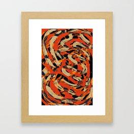 Pattern № 75 Framed Art Print