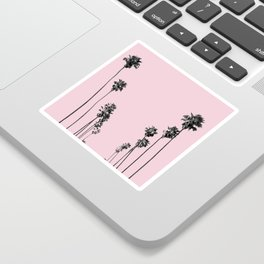 Palm trees 13 Sticker