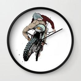 fanatic Wall Clock