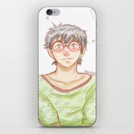 onoda from yowapeda!! iPhone Skin