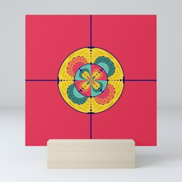 Color scope Mini Art Print