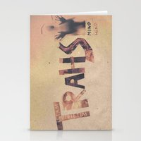 word Stationery Cards featuring word  by bugo