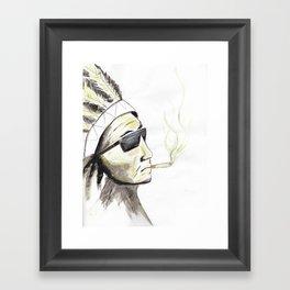 Don Juan Framed Art Print