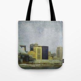 St. Paul Riverfront Tote Bag