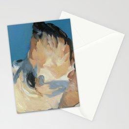 Mandy the Golden Labrador Stationery Cards
