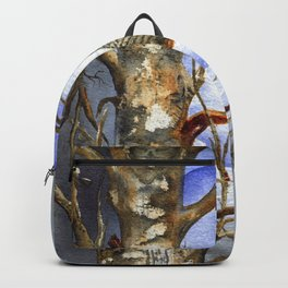 What a Hoot by Maureen Donovan Backpack