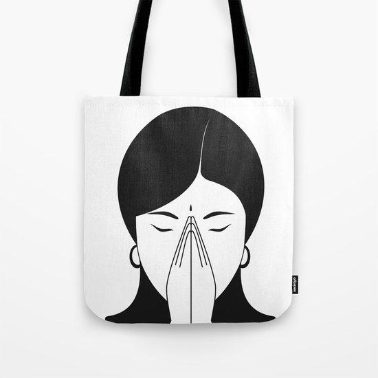 Modern woman Tote Bag