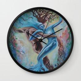 Land and Sea Wall Clock