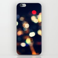 lights iPhone & iPod Skins featuring Lights  by sasan p