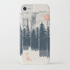 A Fox in the Wild... Slim Case iPhone 7