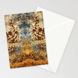 Beautiful Rust Stationery Cards