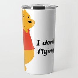 I dont give a bother Travel Mug
