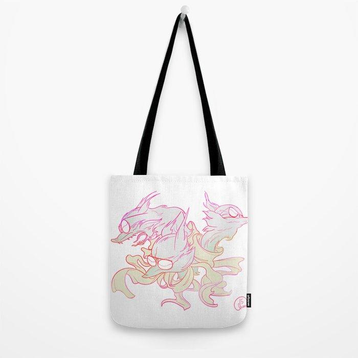 TriFoxx Tote Bag