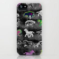 Directional Animals Slim Case iPhone (5, 5s)
