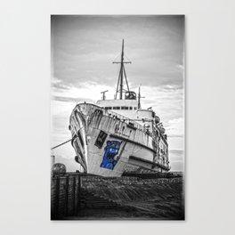 The Isolated Duke Canvas Print