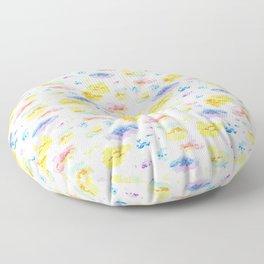 New Day Floor Pillow
