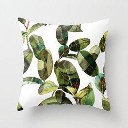 Botanical Collection 01-1 Throw Pillow
