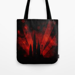 COLLAGE LOVE: Street Life  Tote Bag