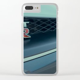 CARS & COFFEE. 023. Clear iPhone Case