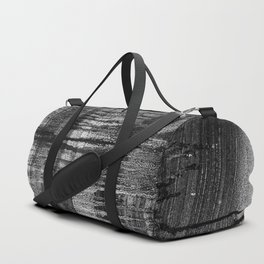 Grayscale Stains Duffle Bag