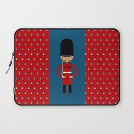 British Bearskin Cap Guard Laptop Sleeve