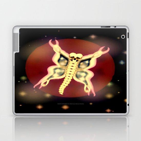 Death Derobed 002 Laptop & iPad Skin