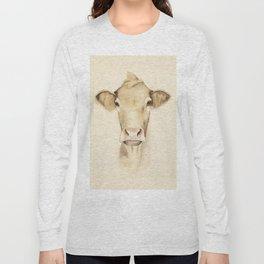 Cute cow Long Sleeve T-shirt