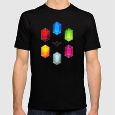 Zelda Just Want Them Rupees Mens Fitted Tee MEDIUM Black