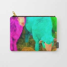 Leading Sheep Carry-All Pouch