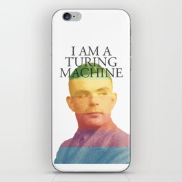 I am a Turing Machine iPhone Skin