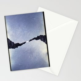 Landscapes c12 (35mm Double Exposure) Stationery Cards