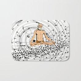 The Universe Bath Mat