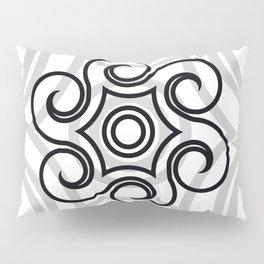 Dony Tattoo (White) Pillow Sham