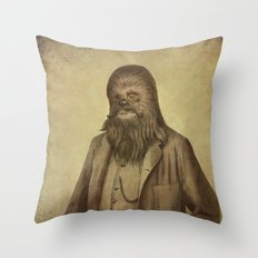 Chancellor Chewman  Throw Pillow