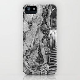 Textured Bark iPhone Case