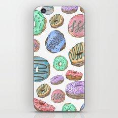 Mmm, Donuts iPhone & iPod Skin
