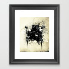 Private place Framed Art Print