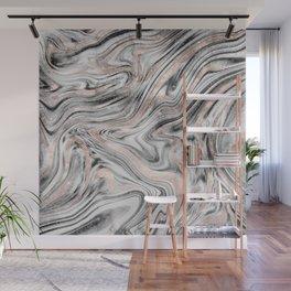 Bohemian Marble Dream #2 #decor #art #society6 Wall Mural