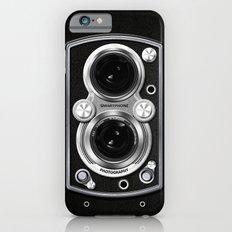 Vintage Camera Slim Case iPhone 6