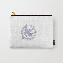 Mockingjay Watercolors Carry-All Pouch