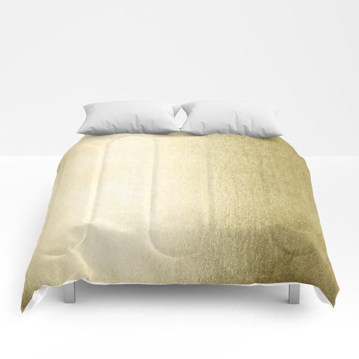 Simply Gilded Palace Gold Comforters