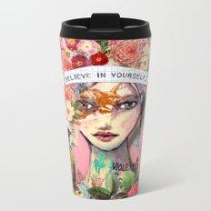 Violette Metal Travel Mug