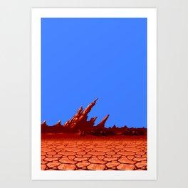 Landscape XI Art Print